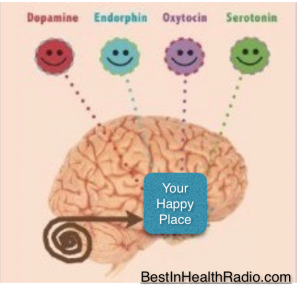 Endorphins with Health Coaching Best in Health Radio