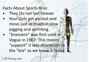 Sports Bra for breast health Best In Health Radio